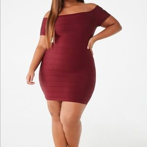 Plus Size red dress!! Never worn
